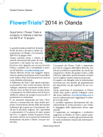 Flower Trials 2014