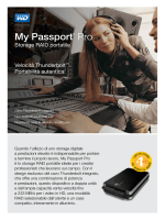 My Passport® Pro Premium RAID Storage