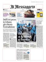 Roma a ferro e fuoco - Movimento 5 Stelle Fano