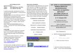 Programma - SINC - Società Italiana di Neurofisiologia Clinica