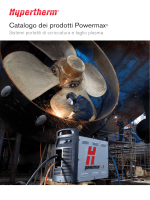 catalogo plasma hypertherm