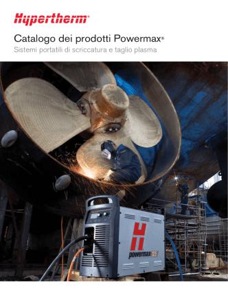 catalogo plasma hypertherm