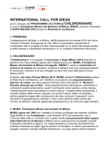 international call for ideas