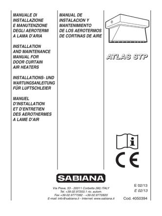 ATLAS STP - Sabiana