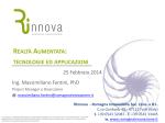 Ing. Massimiliano Fantini - Romagna Innovazione
