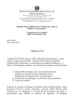 """Graduatoria docenti Esperti e Tutor Pon """"Comunicando 1"""""""