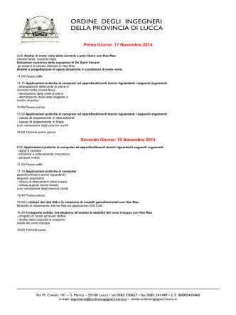 corso avanzato hec-ras moto vario_17-18 novembre