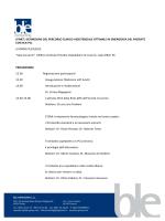EFINET: DEFINIZIONE DEL PERCORSO CLINICO