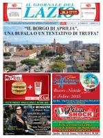 il borgo di aprilia - Il Giornale del Lazio
