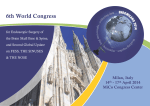 6th World Congress