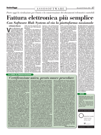 Articolo Italia Oggi_29-10-14