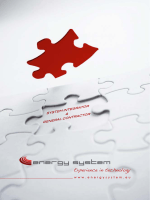 Brochure aziendale Energy System