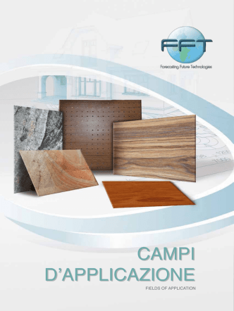 Brochure Campi Di Applicazione - FFT