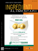 Ingredienti Alimentari - Giusto Faravelli SpA