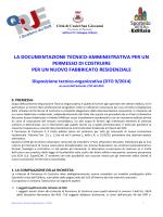 DTO 9-2014 La documentazione tecnico
