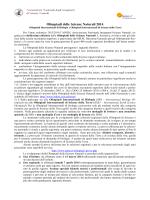 """Olimpiadi Scienze 2013-14 - IIS """"Virginio Bonifazi"""""""