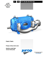 Pumps PVT200-280-400-700-1000
