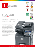 d-COLOR - Olivetti
