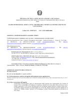 Bando - Direzione Regionale per i Beni Culturali e Paesaggistici