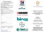 brochure lotti - Ordine dei Medici Veterinari della Provincia di