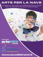 Catalogo 2014 ARTE PER LA NAVE - Asta di beneficenza