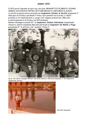 1972 - Pescatori Padovani