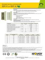 CE STC 143 R10 Maggio 2014 IBR K 4+ e IBR N 4+