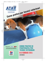 ATAV_6-8 febbraio 2015 imp - ATAV - Associazione Tecnici Ausiliari