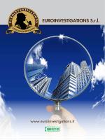 EUROINVESTIGATIONS S.r.l.