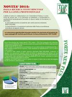 Novità TOP CLASS 2014 - Padana Sementi Elette