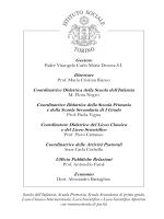 POF Licei 2014/15 - Istituto Sociale