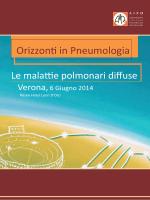 Orizzonti in pneumologia : Le Malattie Polmonari Diffuse