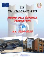 POF formato DOC - IIS Silvio Ceccato