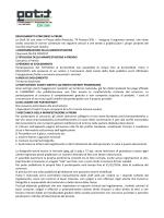 REGOLAMENTO CONCORSO A PREMI La Gotit Srl con sede in