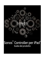 App Sonos Controller per iPad