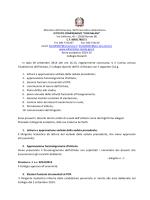 Anno scolastico 2014-15 Collegio Docenti In data 30 settembre