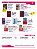 I volumi della Quaresima 2014 e il