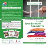 Artriti Spondiloartriti Connettiviti