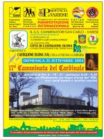 Volantino - G.S. Camminatori San Carlo