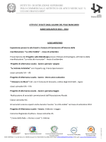 Riepilogo attività alunni Polo Bianciardi - Tutti gli