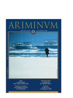 Scarica il numero 8 di Ariminum in formato PDF.