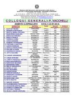UDIENZE GENERALI-12-4-2014 SEZ. P. VACCHELLI