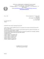 PUBBLICAZIONE ORARIO DI RICEVIMENTO ITE