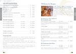 Consulta il nostro listino trattamenti, descrizioni e prezzi