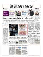20 Dicembre 2014 - Movimento 5 Stelle Fano