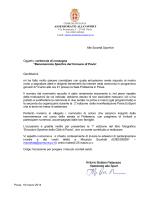 invito società - aics Pavia nuoto