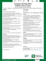 European Job Days 2014 - Istruzione, Formazione e Lavoro