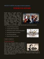 FERMENTI SONORI - Fermento Etnico
