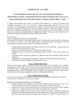 avviso PAES - Comune di Alcamo