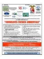 locandina - Associazione Italiana Consulenti Ambientali